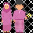 Brunei Outfit Brunei Clothing Brunei Dress Icon