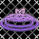 Bruschetta Icon