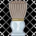Brush Foam Shaving Icon
