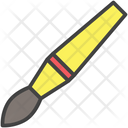 Brush Paint Stationary Icon