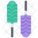 Brush Dust Clean Icon
