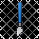 Brush Paint Brush Color Icon