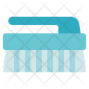 Hygiene Brush Cleaning Icon