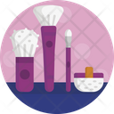 Beauty Brush Makeup Icon