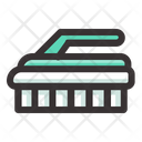 Brush Housekeeping Cleaning Icon