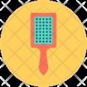 Brush Hair Paddle Icon