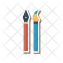 Brush Color Paint Icon