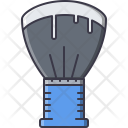 Brush Cream Shaving Icon