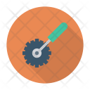 Brush Broom Cleaning Icon