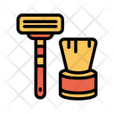 Brush And Blade Icon