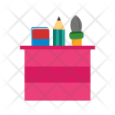 Brush holder Icon
