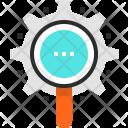 Brwoser Magnifier Search Icon