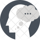 Bubble Cloud Speech Icon