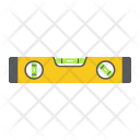 Bubble Level Ruler Icon