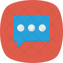Bubble Chat Thinking Icon