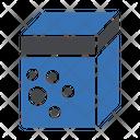 Bucket Bubble Laundry Icon