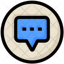 Bubble Chat Icon