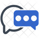 Chat Chatting Text Icon