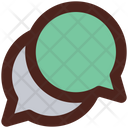Bubble Chat Chat Chatting Icon