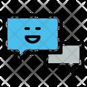 Bubble Chat Conversation Icon