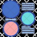 Bubble Picture List Icon