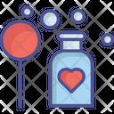 Bubble Stick Icon