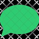 Bubble Talk Chat Icon