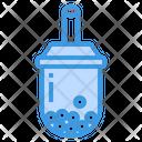 Bubble Tea Milk Tea Icon