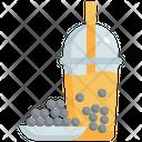 Bubble Tea Icon