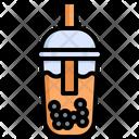 Bubble Tea Tea Drink Icon