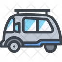 Bubblecar Icon