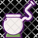 Bubbler Bong Glass Bong Icon