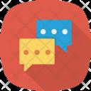 Bubbles Chat Chatbubbles Icon
