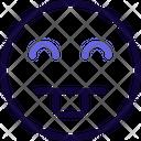 Buck Teeth Icon