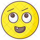 Buck Teeth Emoji Icon