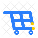 Shopping Cart Bucket Basket Icon