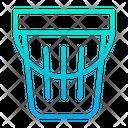 Storage Bucket Water Bucket Icon