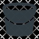 Bucket Pail Pot Icon