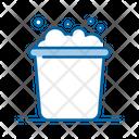 Pail Water Bucket Soup Icon