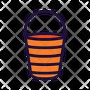 Bucket Water Bucket Basket Icon