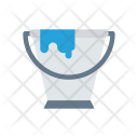 Bucket Paint Color Icon