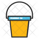 Bucket Pail Paint Icon