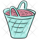 Bucket Pail Container Icon