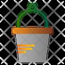 Bucket Tool Garden Icon