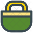 Bucket Tool Equipment Icon