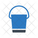 Bucket Pail Water Icon