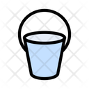 Bucket Water Agriculture Icon