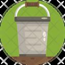Bucket Tool Farm Icon