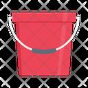 Bucket Water Bath Icon