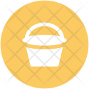 Bucket Pail Can Icon